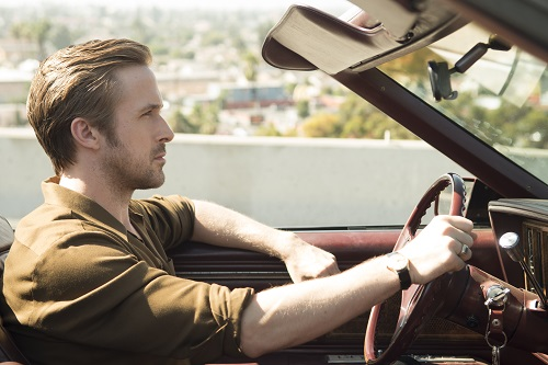 Ryan Gosling stars as 'Sebastian' in LA LA LAND, Photo by Dale Robinette courtesy Lionsgate, 2016 All rights reserved.