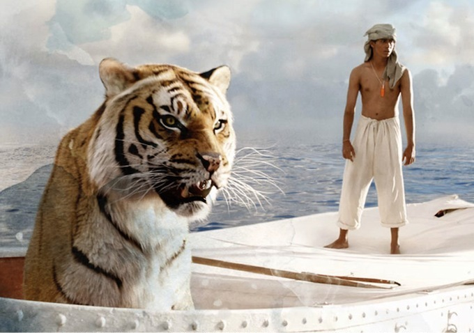 Ang Lee's Life of Pi, 2012 20th Century Fox