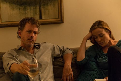 Greg Kinnear and Jennifer Ehle in LITTLE MEN, a Magnolia Pictures release. Photo courtesy of Magnolia Pictures.