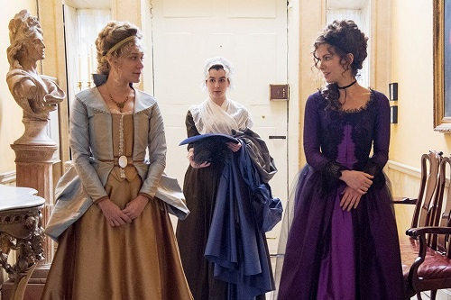 Kate Beckinsale and Chloë Sevigny in Love & Friendship (2016).  Photo courtesy of Roadside Attractions.