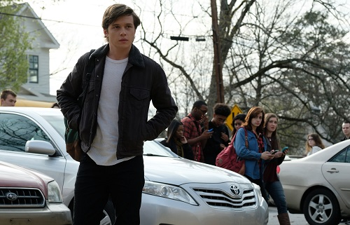 Nick Robinson stars as Simon in Twentieth Century Fox's LOVE, SIMON. © 2017 Twentieth Century Fox Film Corporation. All Rights Reserved. Photo Credit: Ben Rothstein.