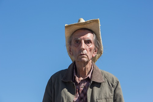 Harry Dean Stanton in LUCKY, a Magnolia Pictures release. Photo courtesy of Magnolia Pictures.