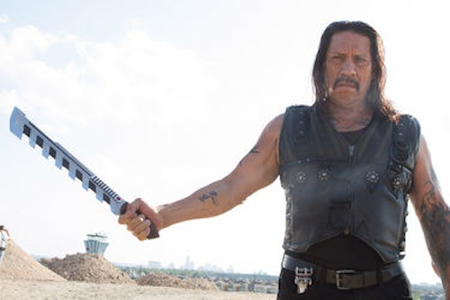 Danny Trejo in Machete Kills. 2013 Open Road Films.