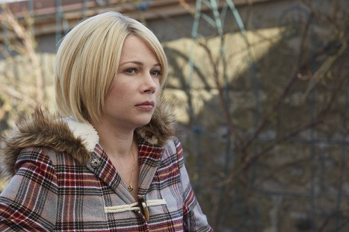 Michelle Williams in MANCHESTER BY THE SEA, photo courtesy Roadside Attractions/Amazon 2016 All rights reserved.