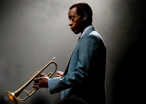 Don Cheadle in Miles Ahead, photo 2016 courtesy Sony Pictures Classics.