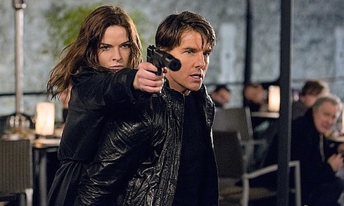 Mission Impossible Rogue Nation. 2015. All rights reserved.