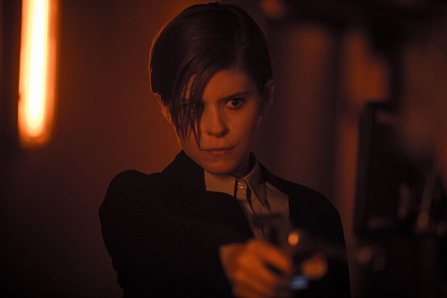 Kate Mara portrays a corporate troubleshooter whose investigation of a seemingly innocent