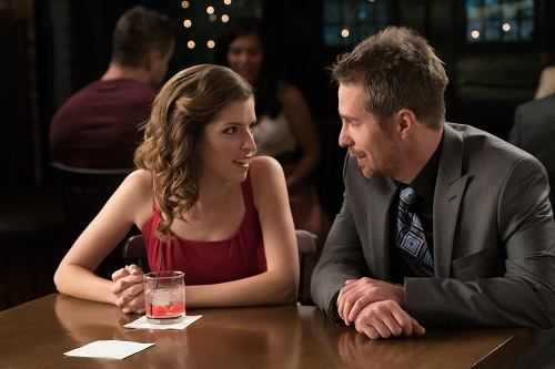 (L-R): Anna Kendrick as Martha McKay and Sam Rockwell as Francis/ Mr. Right, in the action comedy