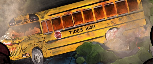 My Entire High School Sinking Into The Sea, photo courtesy Gkids.