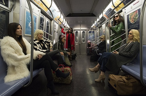 Ocean's 8, photo courtesy Warner Bros.