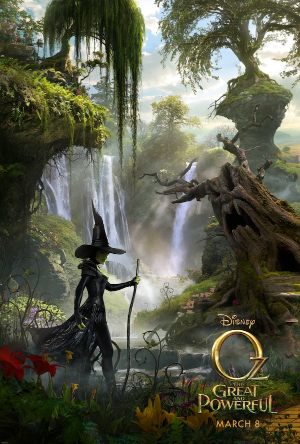 Oz The Great and Powerful Wicked Witch Poster
