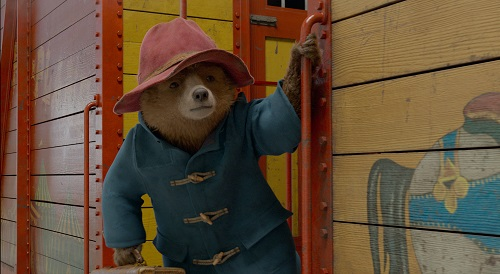 Paddington voiced by BEN WHISHAW in the family adventure PADDINGTON 2 from Warner Bros. Pictures and STUDIOCANAL, in association with Anton Capital Entertainment S.C.A., a Warner Bros. Pictures release. Photo Courtesy of Warner Bros. Pictures.