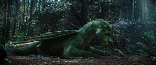 Pete's Dragon, Photo Courtesy Walt Disney Productions.