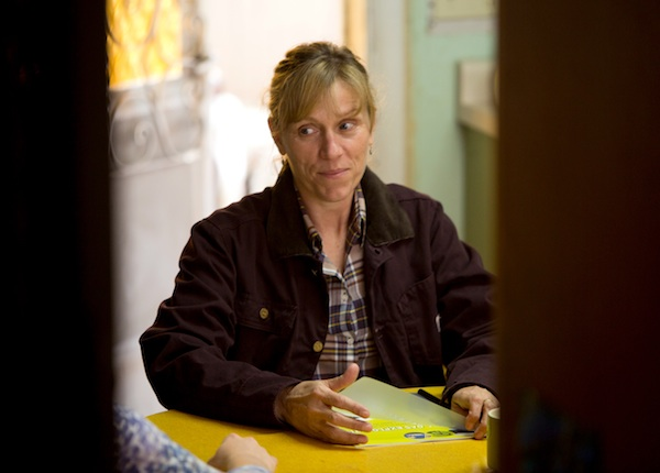Frances McDormand stars as Sue Thomason in Gus Van Sant's contemporary drama PROMISED LAND, a Focus Features release.  Credit: Scott Green
