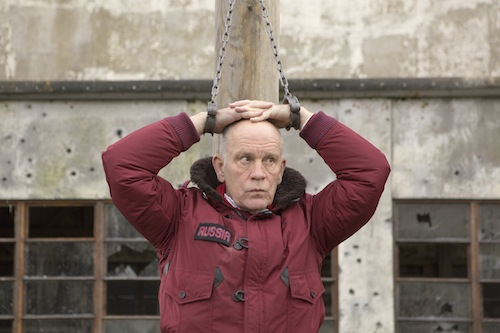 John Malkovich stars in RED 2. Photo: Frank Masi, SMPSP. 2013 Summit Entertainment, LLC. All rights reserved.