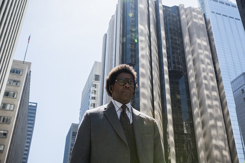 Denzel Washington stars in Roman J. Israel, Esq., Photo by: Glen Wilson - © 2017 CTMG, Inc. All Rights Reserved.