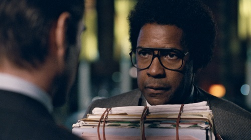 Denzel Washington stars in Columbia Pictures' ROMAN J. ISRAEL, ESQ., © 2017 CTMG, Inc. All Rights Reserved.