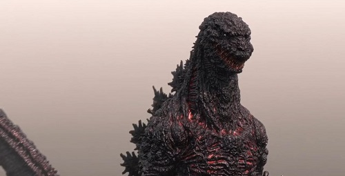 Shin Godzilla, courtesy of Toho Pictures/FUNimation Entertainment.