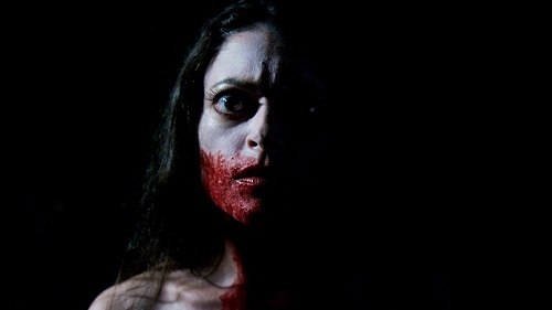 Hannah Fierman in SiREN. Photo courtesy of Chiller Films. All Rights Reserved.
