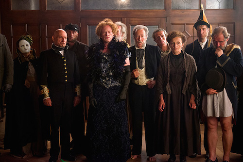 Stonehearst Asylum. 2014. Millennium Entertainment.
