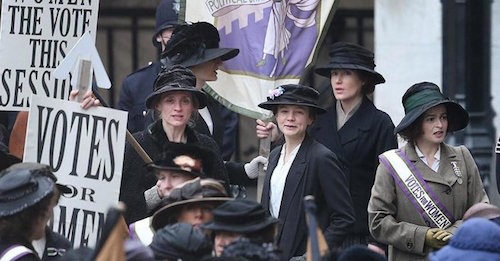 Suffragette. All rights reserved.