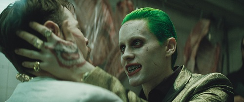 JARED LETO as The Joker in Warner Bros. Pictures' action adventure SUICIDE SQUAD, a Warner Bros. Pictures release.