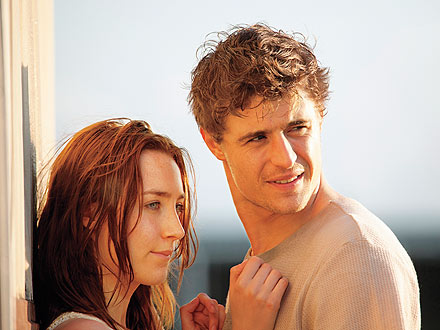 Saoirse Ronan and Max Irons in The Host, Copyright Open Road Films