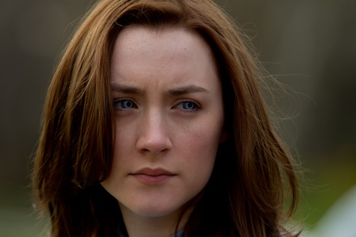 Saoirse Ronan as Wanda in The Host
