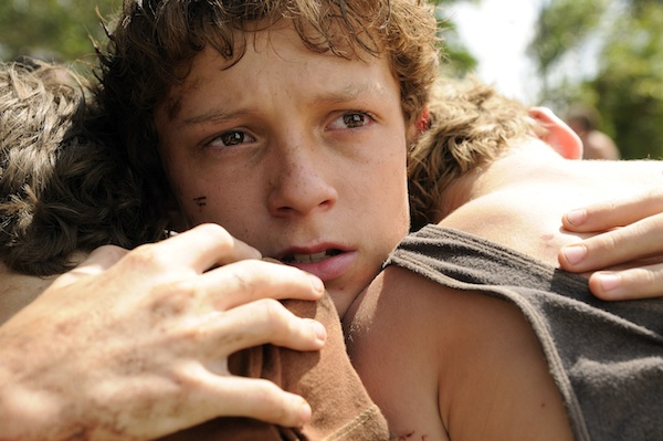 TOM HOLLAND stars in THE IMPOSSIBLE  Photo: Jose Haro  © 2012 Summit Entertainment, LLC. All rights reserved.