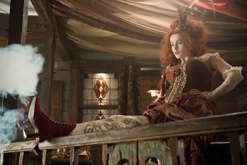 Helena Bonham Carter in The Lone Ranger. Disney 2013. All rights reserved.