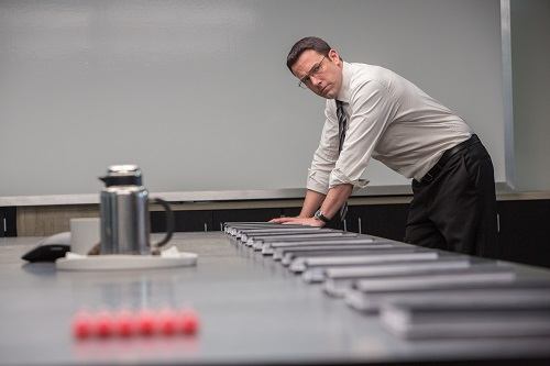 BEN AFFLECK as Christian Wolff in Warner Bros. Pictures'