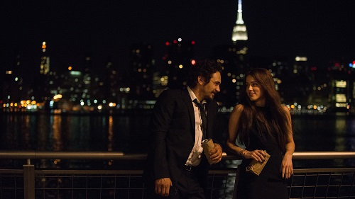James Franco and Amber Heard in The Adderall Diaries, photo by Anna Kooris, courtesy of A24.