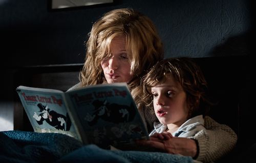 he Babadook. 2014. IFC Midnight.