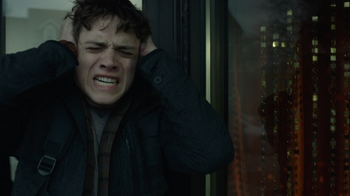 Douglas Smith in THE BYE BYE MAN, photo courtesy STX Productions, All rights reserved.