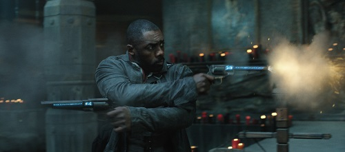 Roland (Idris Elba) in Columbia Pictures' THE DARK TOWER. Photo courtesy Sony Pictures Entertainment.