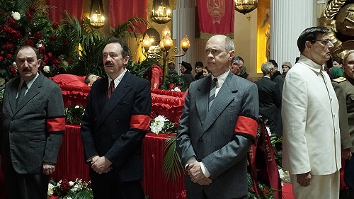 The Death of Stalin, courtesy IFC Films, All Rights Reserved.