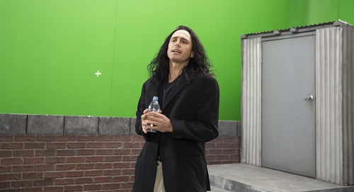 James Franco in THE DISASTER ARTIST. Photo by Justina Mintz, courtesy of A24.