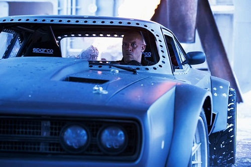The Fate of the Furious, photo courtesy Universal Pictures 2017, all rights reserved.
