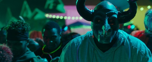 The First Purge, courtesy Blumhouse Productions/Platinum Dunes/Universal Pictures.