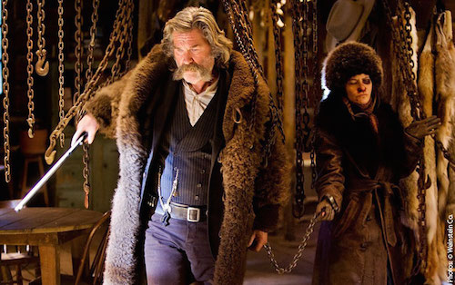 The Hateful Eight. All rights reserved.