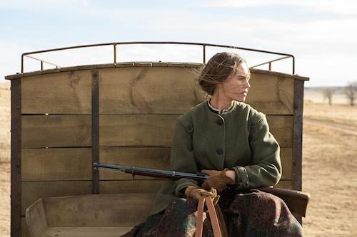 The Homesman. 2014. Roadside Attractions.