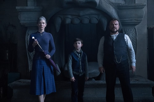 The House with a Clock in its Walls, courtesy Dreamworks/Amblin Entertainment/Universal Pictures.