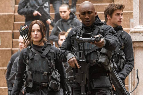 The Hunger Games: Mockingjay, Part 2. All rights reserved.