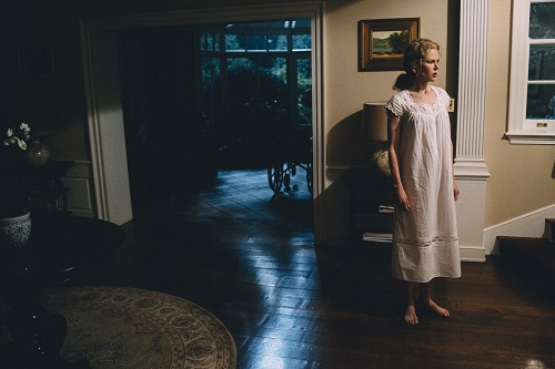 Nicole Kidman in The Killing of a Sacred Deer, photo by Jima (Atsushi Nishjima), courtesy of A24.