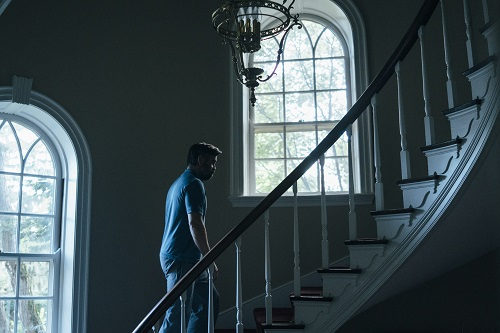 Colin Farrell in The Killing of a Sacred Deer, photo by Jima (Atsushi Nishjima), courtesy of A24.
