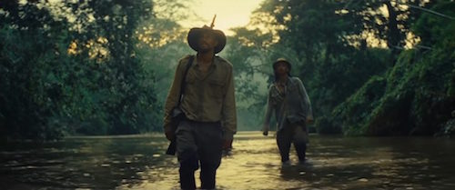 The Lost City of Z. All rights reserved.