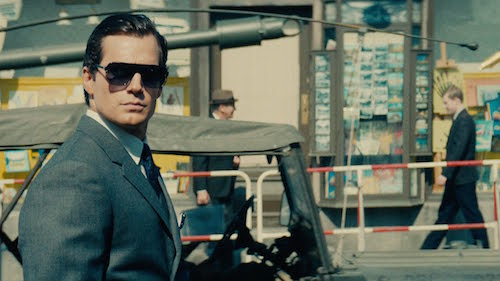 The Man From U.N.C.L.E. All rights reserved.