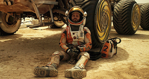 The Martian. All rights reserved.