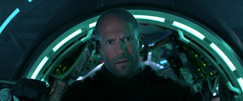 JASON STATHAM as Jonas Taylor in Warner Bros. Pictures' and Gravity Pictures' science fiction action thriller THE MEG, a Gravity Pictures release for China, and a Warner Bros. Pictures release throughout the rest of the world. Photo Credit: Courtesy of Warner Bros.