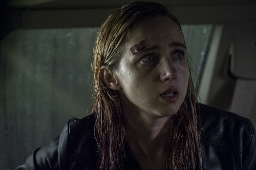 Zoe Kazan in The Monster, Photo by Albert Camicioli, courtesy of A24.